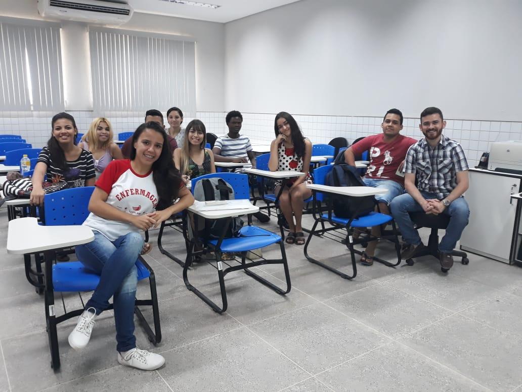 Equipe PROENEM (UNILAB) faz planejamento das ações do Curso de Redação Gratuito