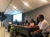 Prof. Olavo Garantizado e Bolsistas do ProEnem e Enem-TEC participam dos Seminários Linguísticos na UFC