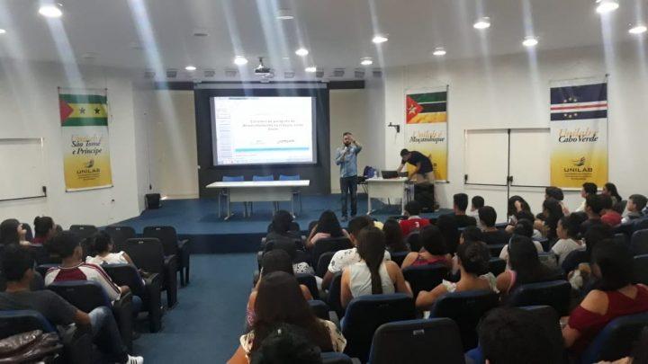 ProEnem (Unilab) realiza aula 01 do Curso de Redação Gratuito (Módulo 02) e Laboratório de Redação